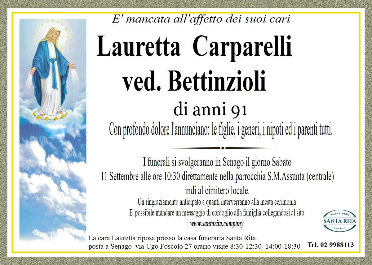 LAURETTA CARPARELLI
