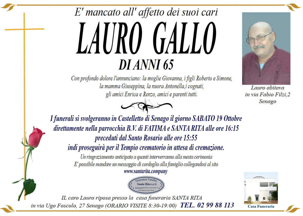LAURO GALLO