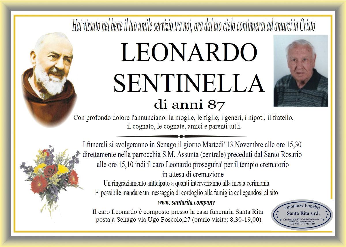 Leonardo Sentinella