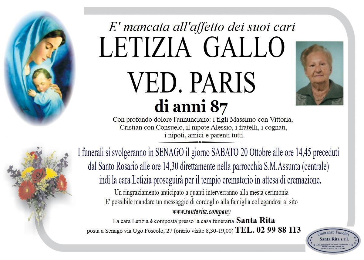 Letizia Gallo