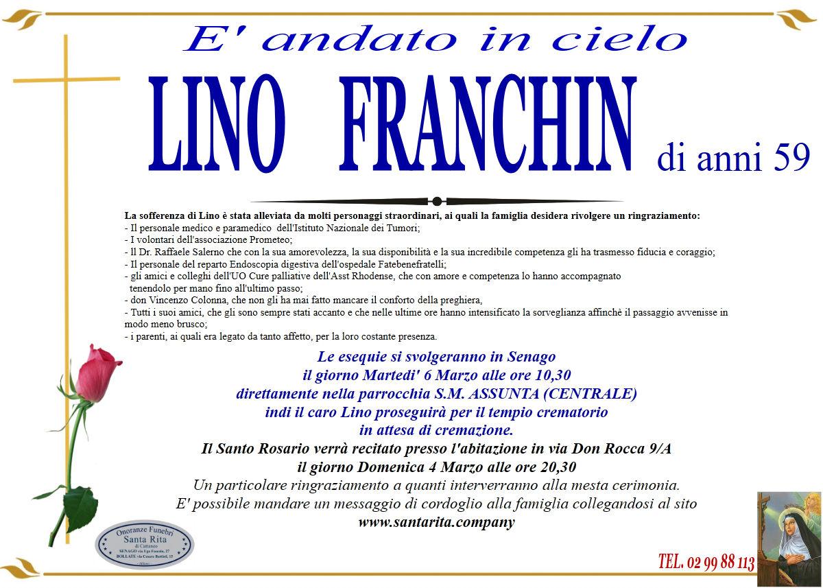 Lino Franchin