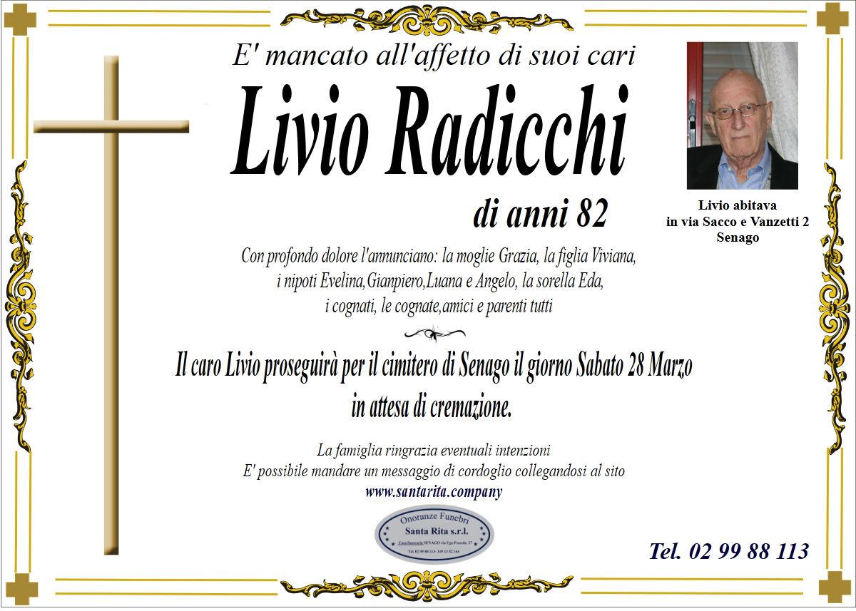 Livio Radicchi
