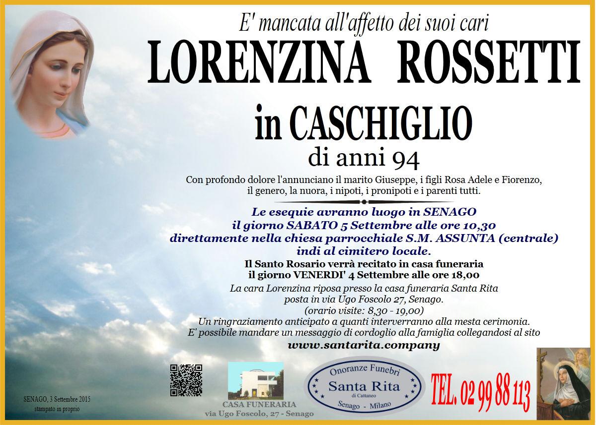 Lorenzina Rossetti