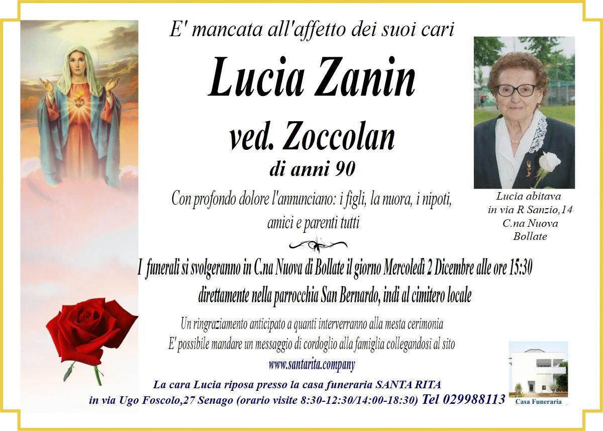 LUCIA ZANIN