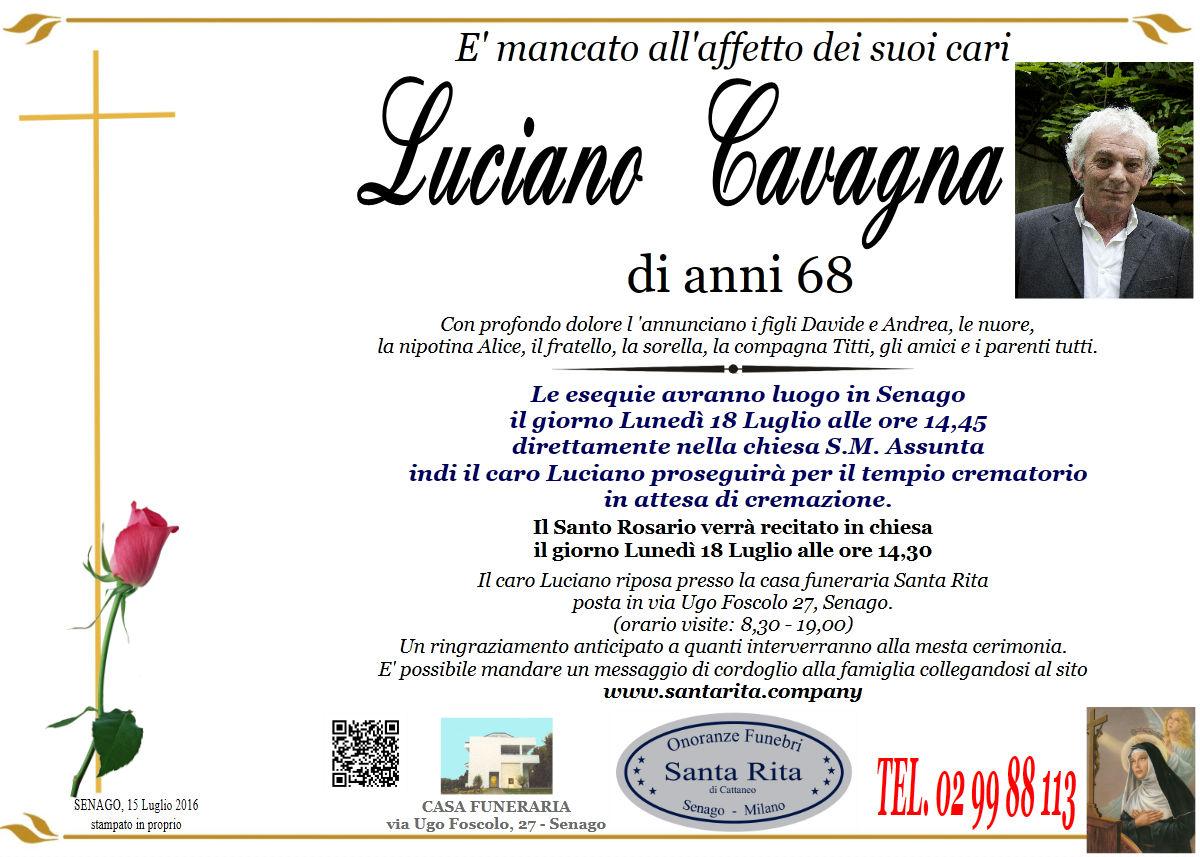 Luciano Cavagna