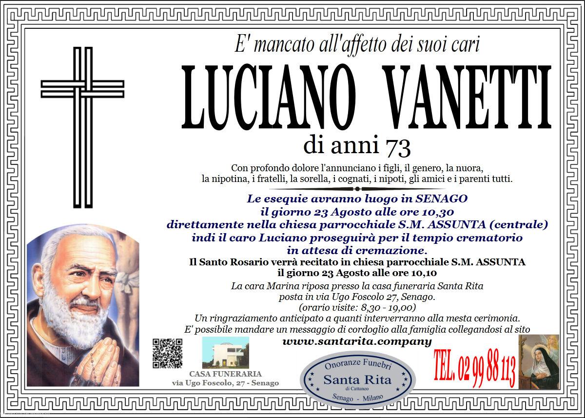 Luciano Vanetti