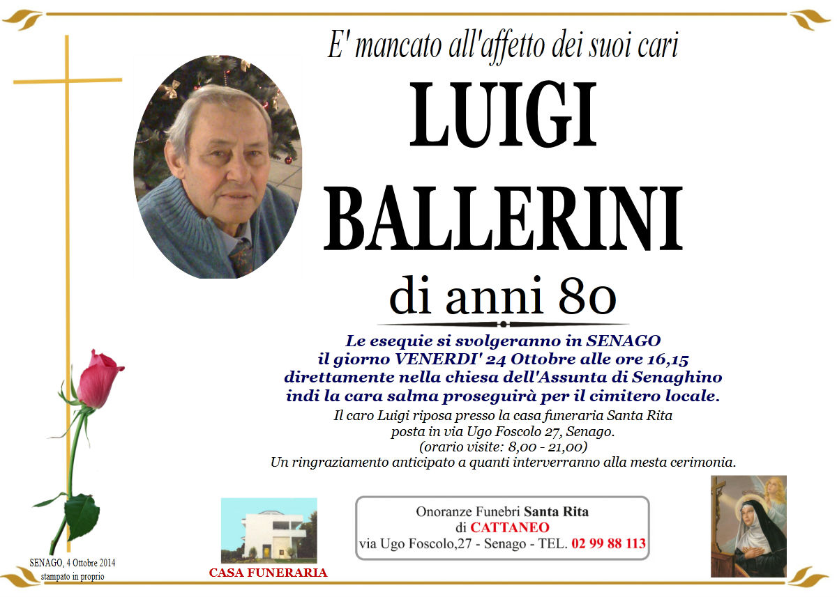 Luigi Ballerini