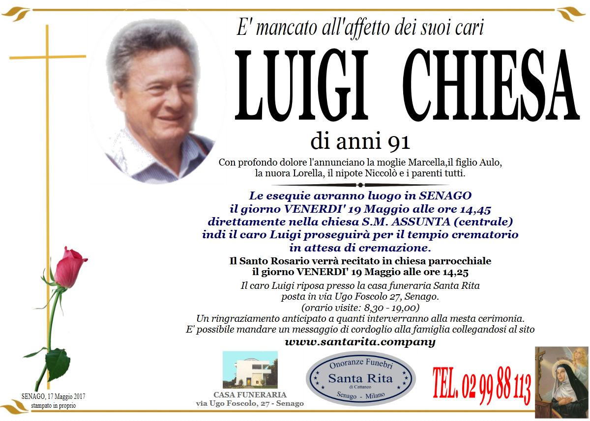 Luigi Chiesa