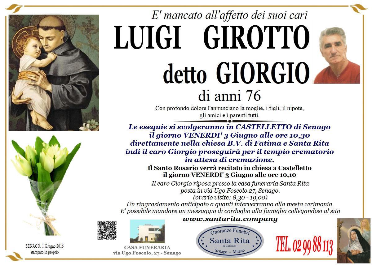 Luigi Girotto
