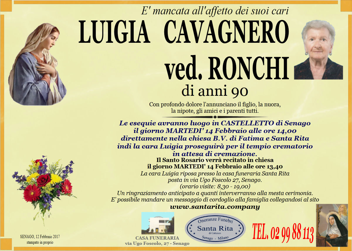 Luigia Cavagnero
