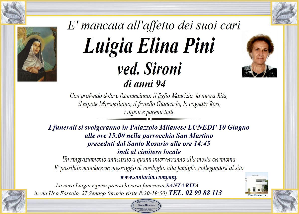 Luigi Elina Pini