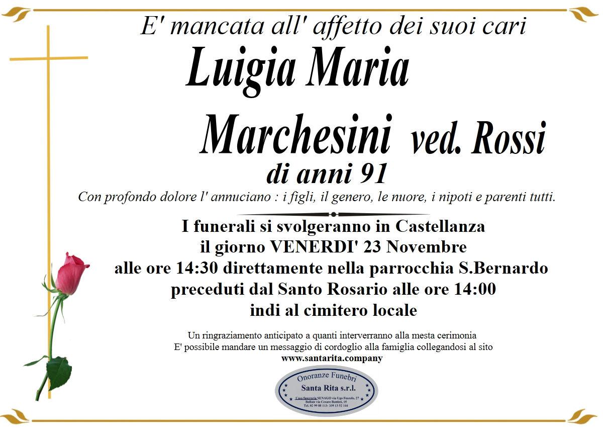 Luigia Maria Marchesini