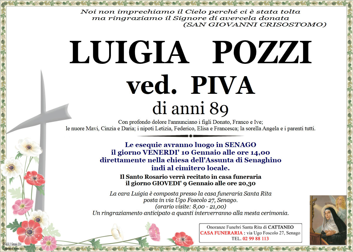 Luigia Pozzi