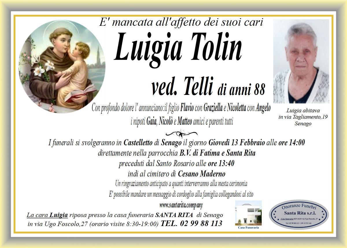 LUIGIA TOLIN