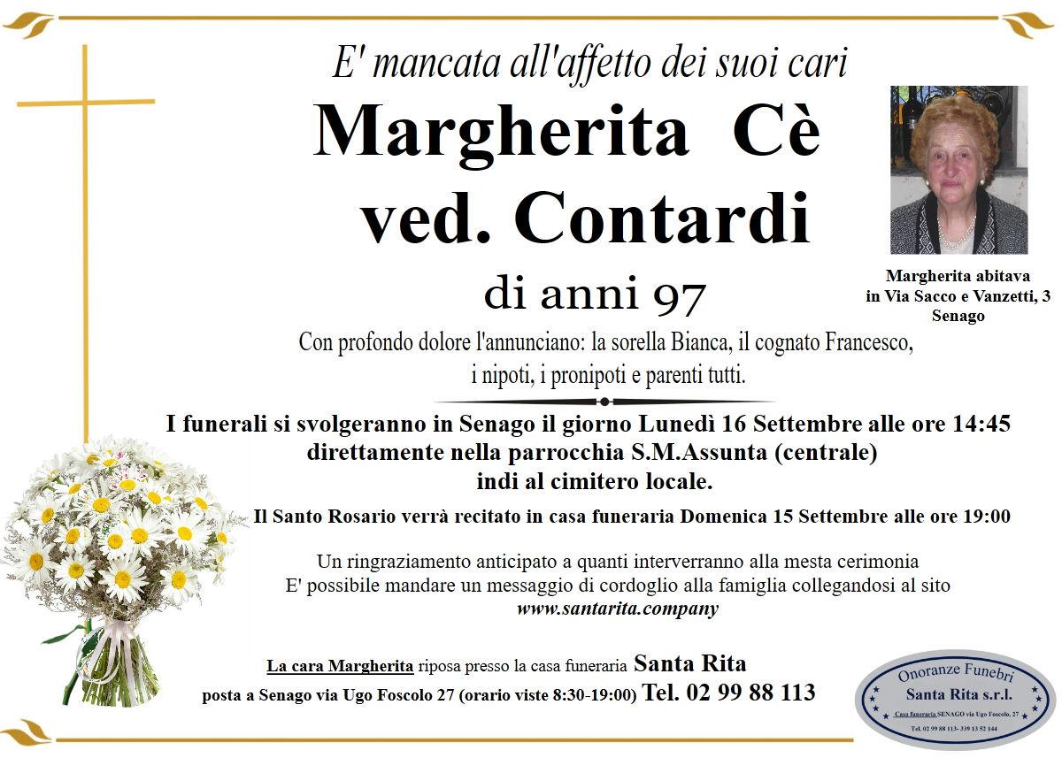 MARGHERITA CE
