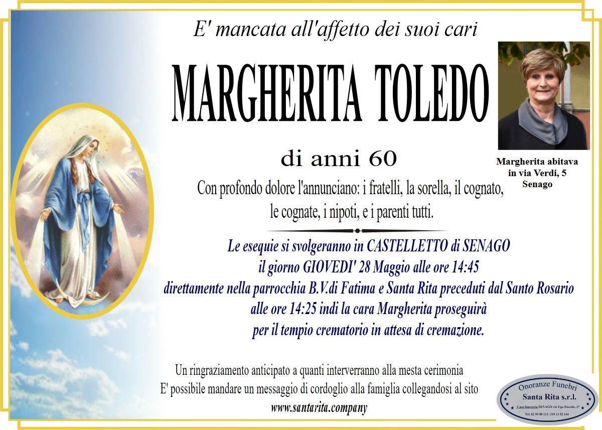 MARGHERITA TOLEDO
