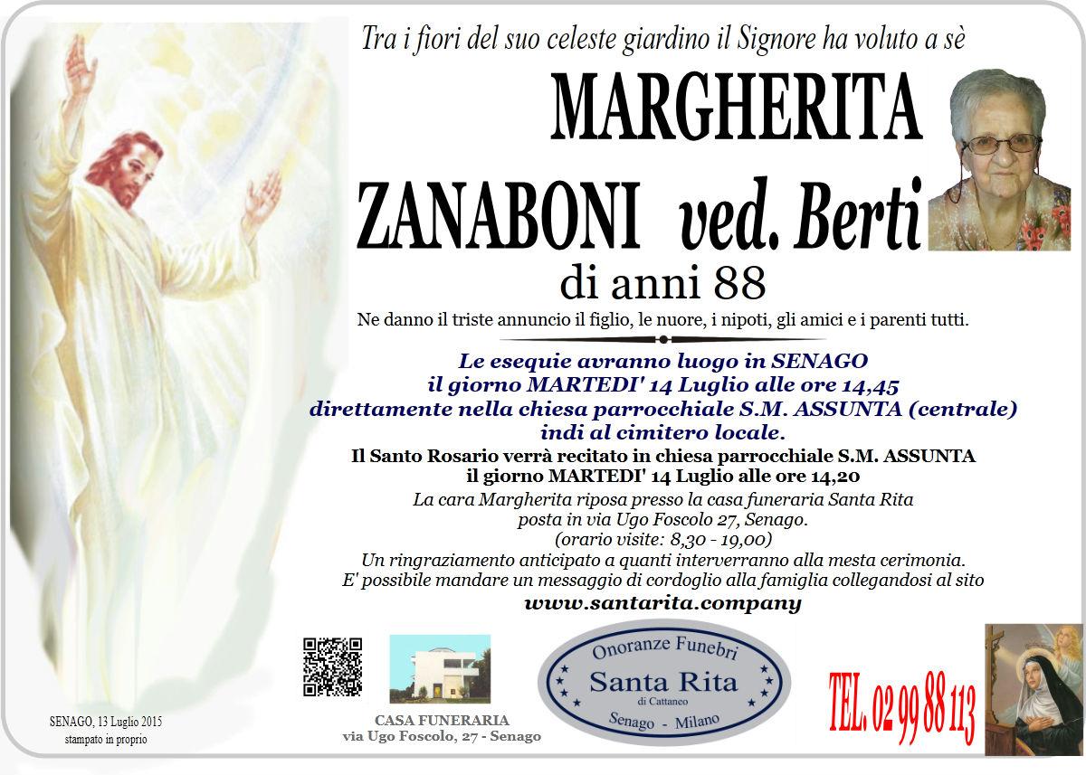 Margherita Zanaboni