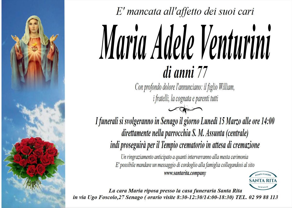MARIA ADELE VENTURINI