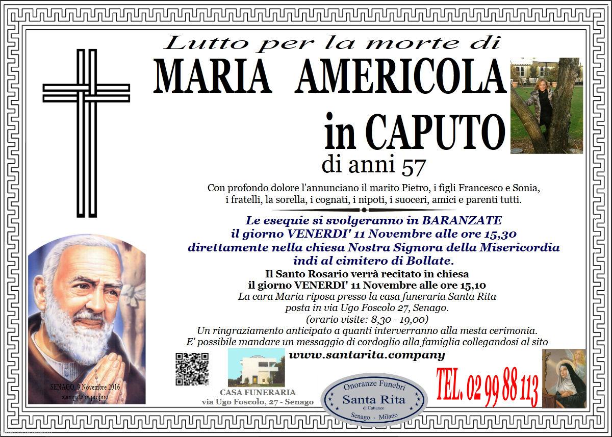 Maria Americola