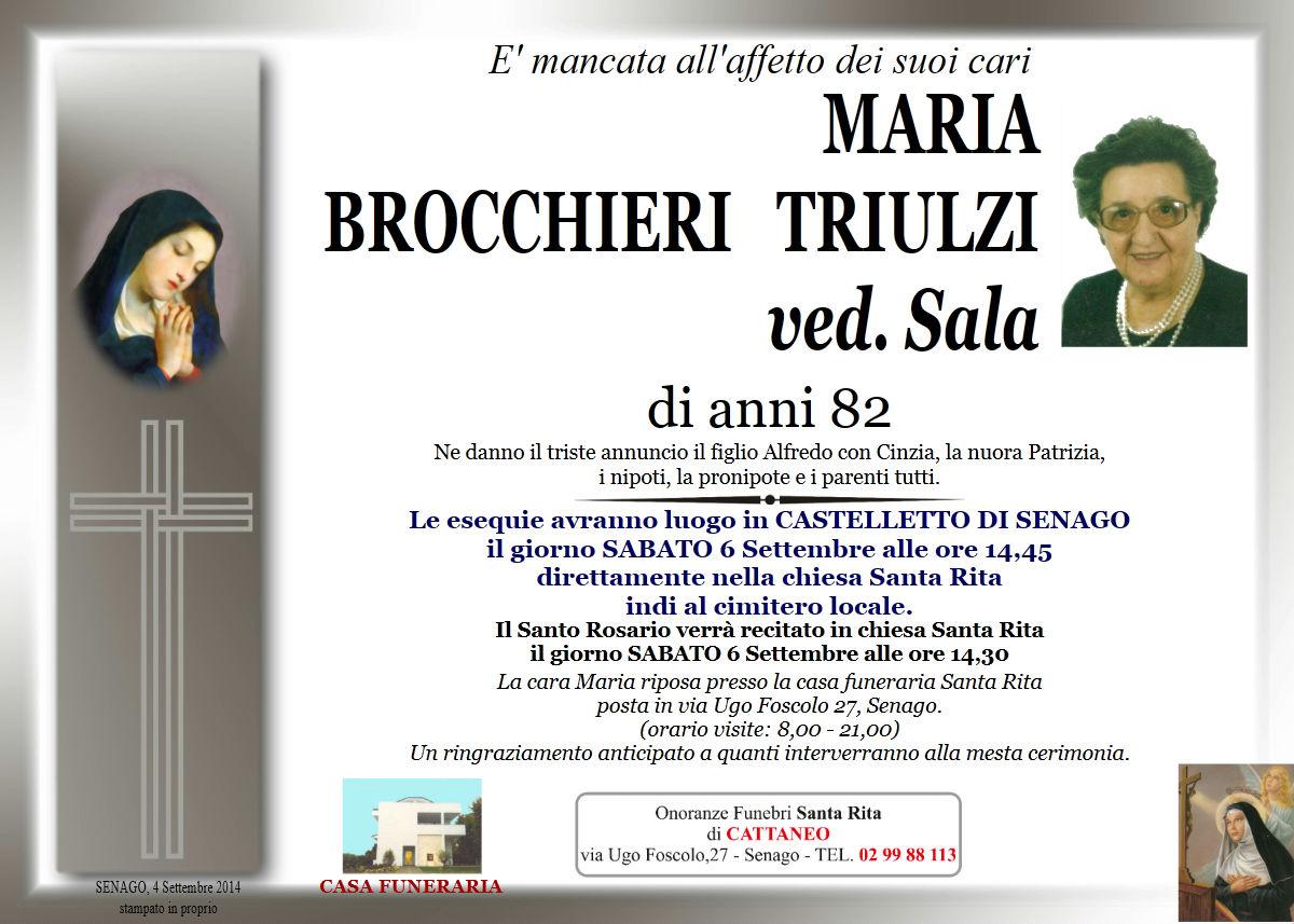 Maria Brocchieri Triulzi