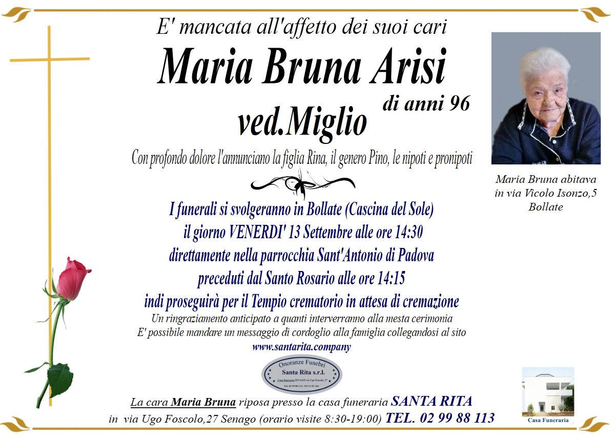 MARIA BRUNA ARISI