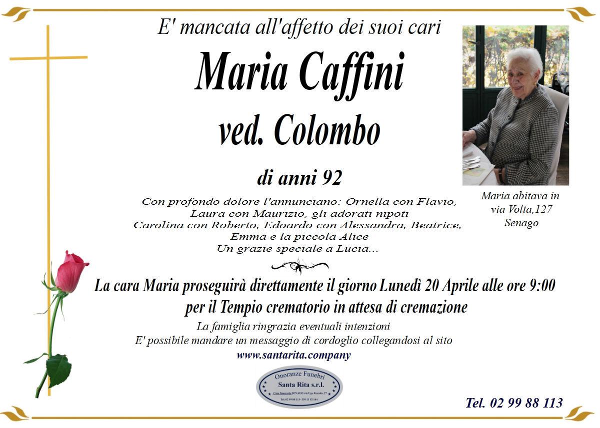 MARIA CAFFINI