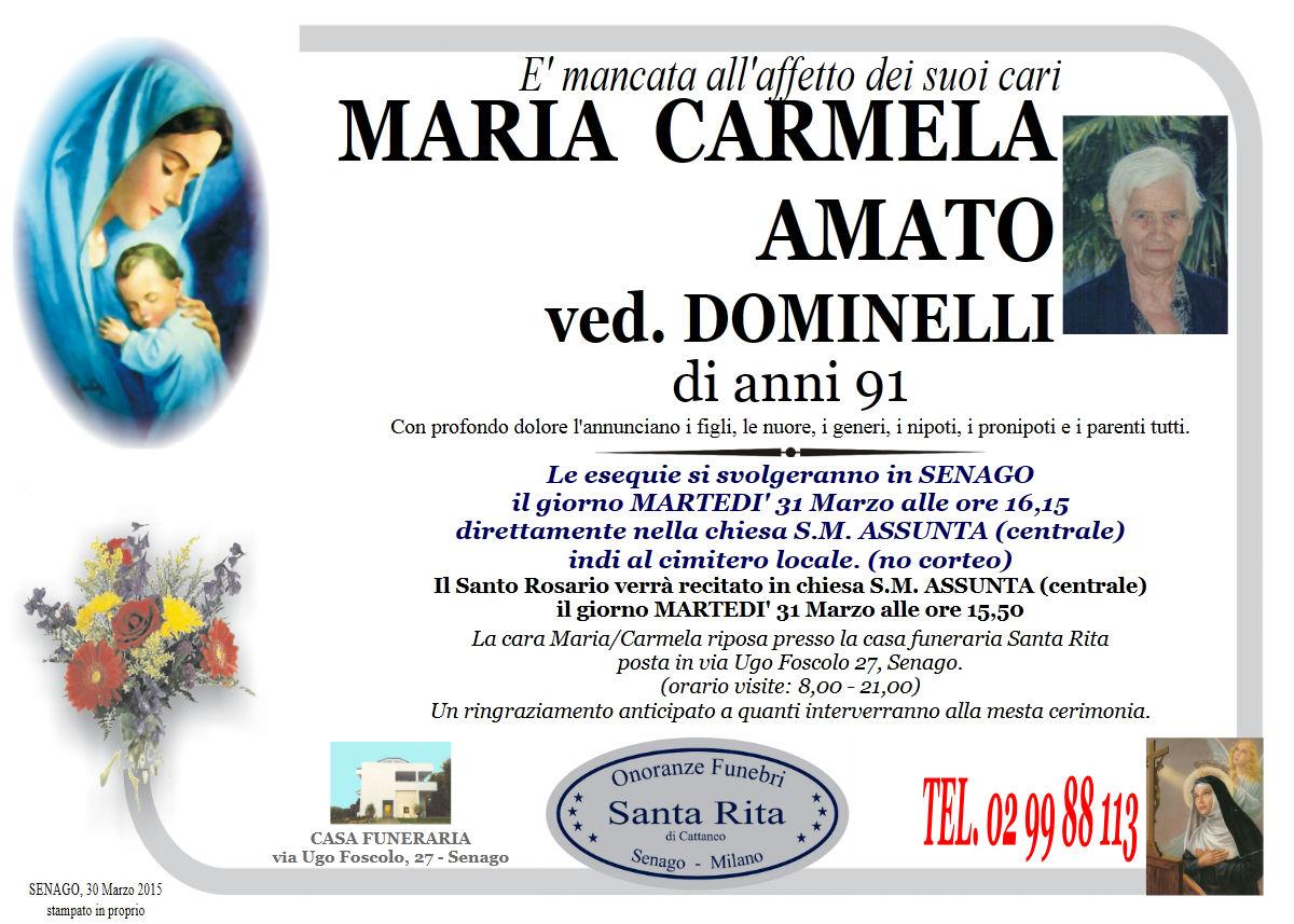 Maria Carmela Amato