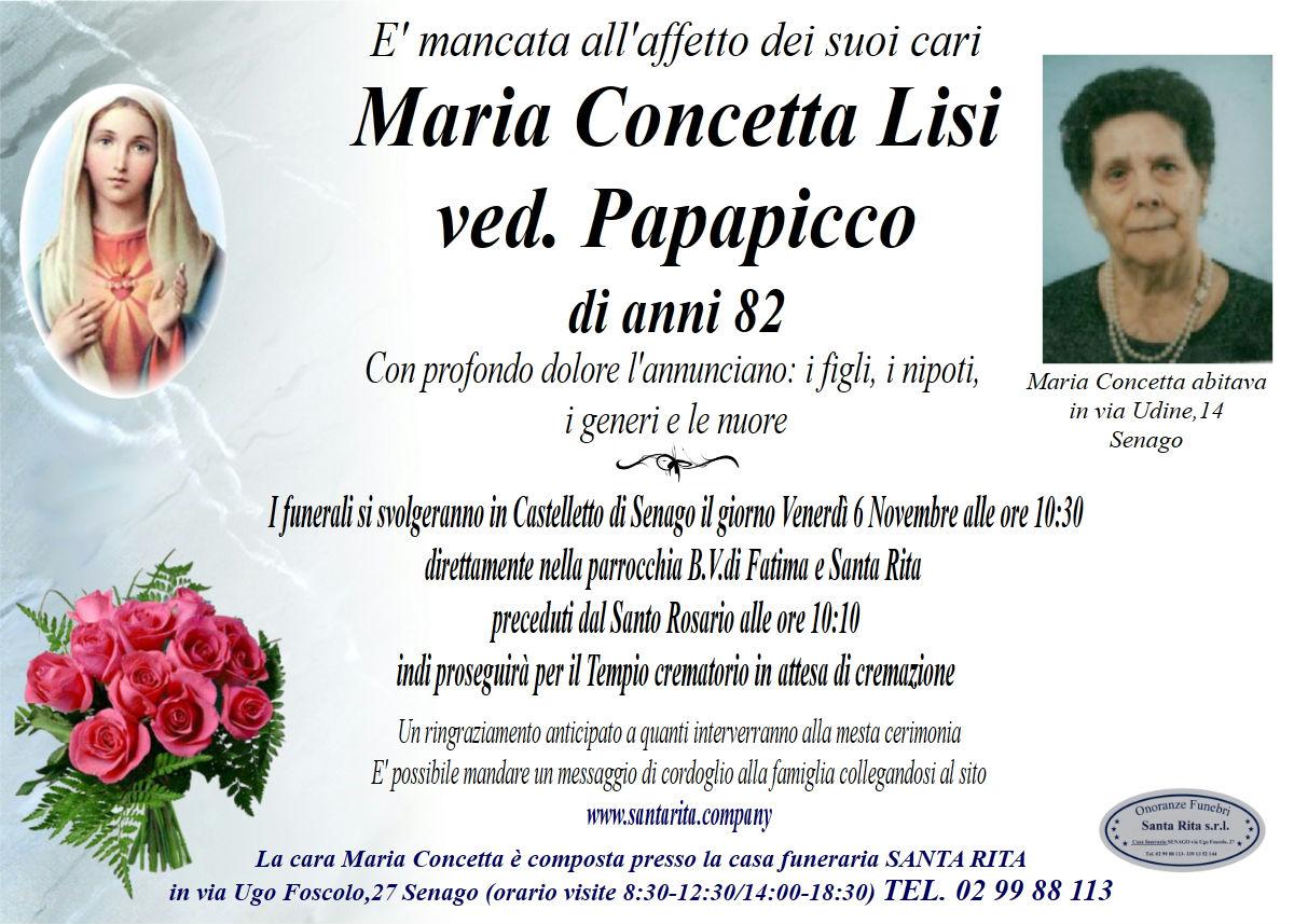 MARIA CONCETTA LISI