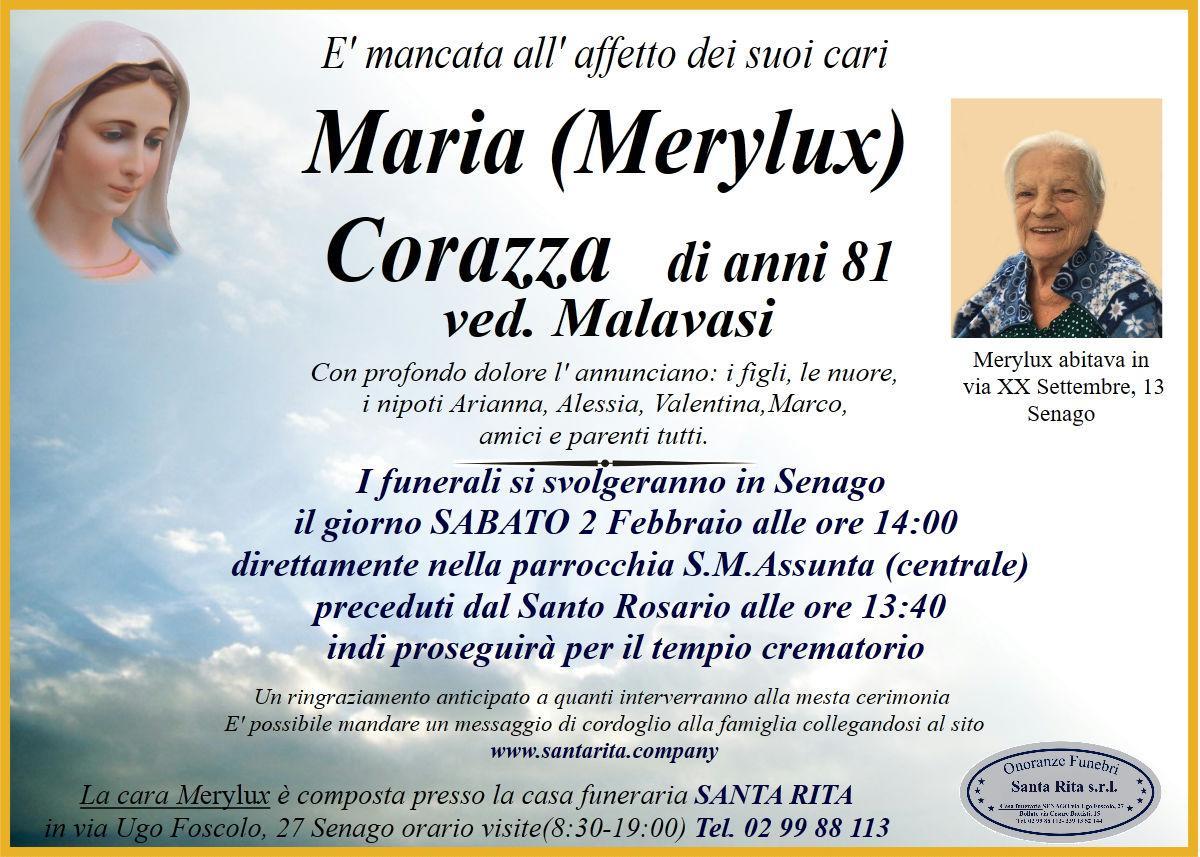 Maria (Merylux) Corazza