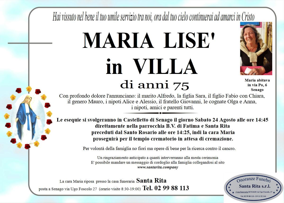 MARIA LISE