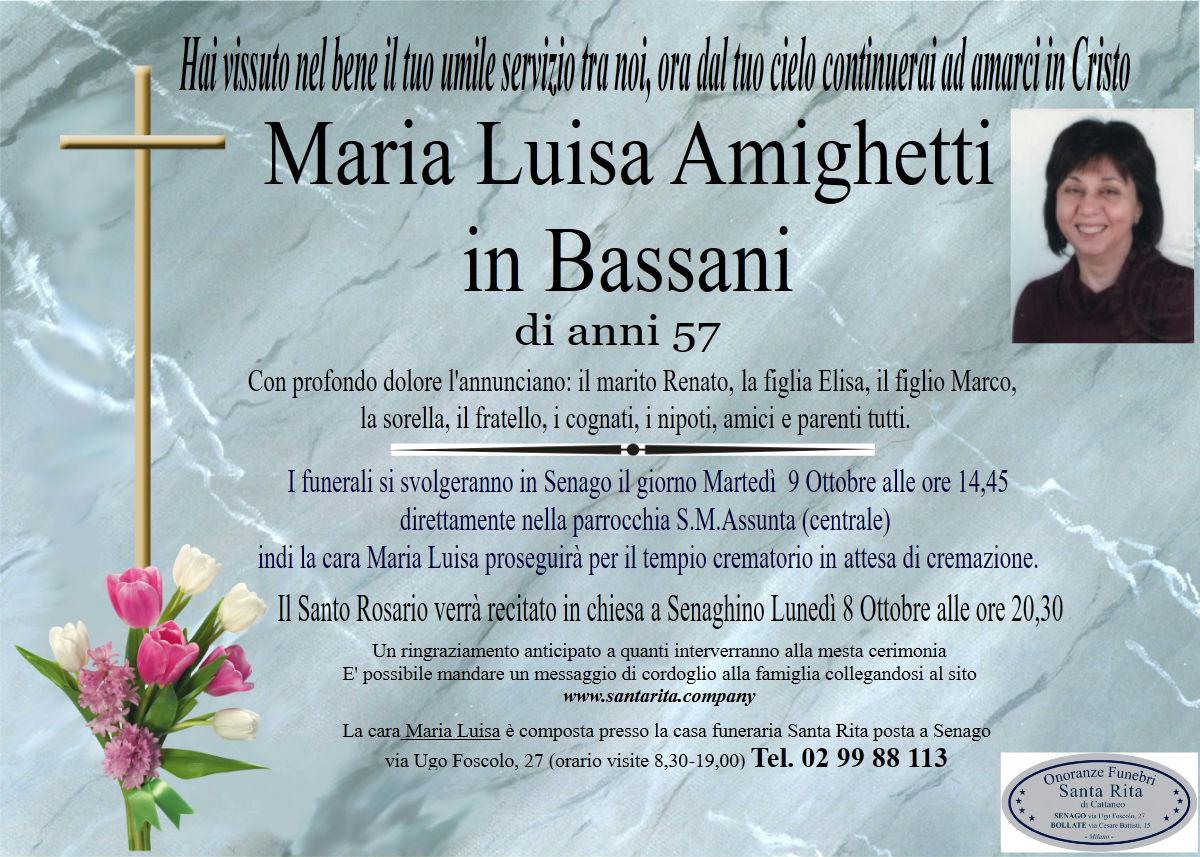 Maria Luisa Amighetti