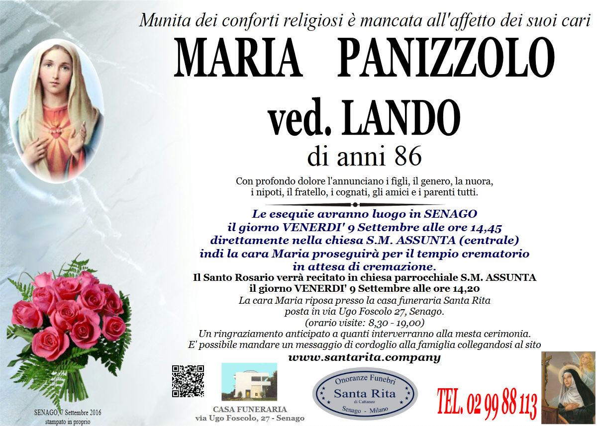 Maria Panizzolo