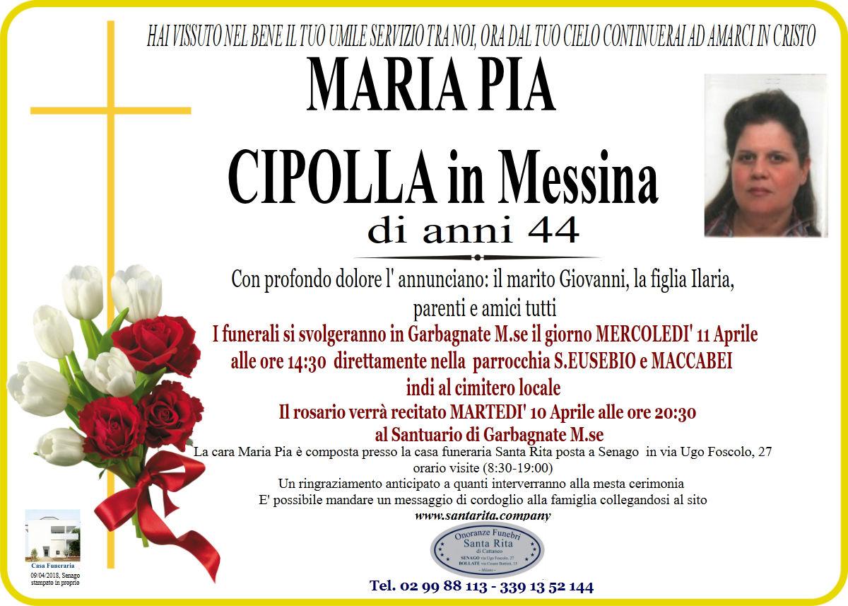 Maria Pia Cipolla