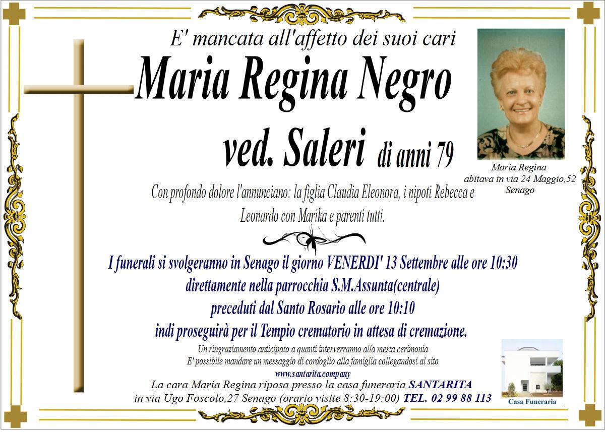 MARIA REGINA NEGRO
