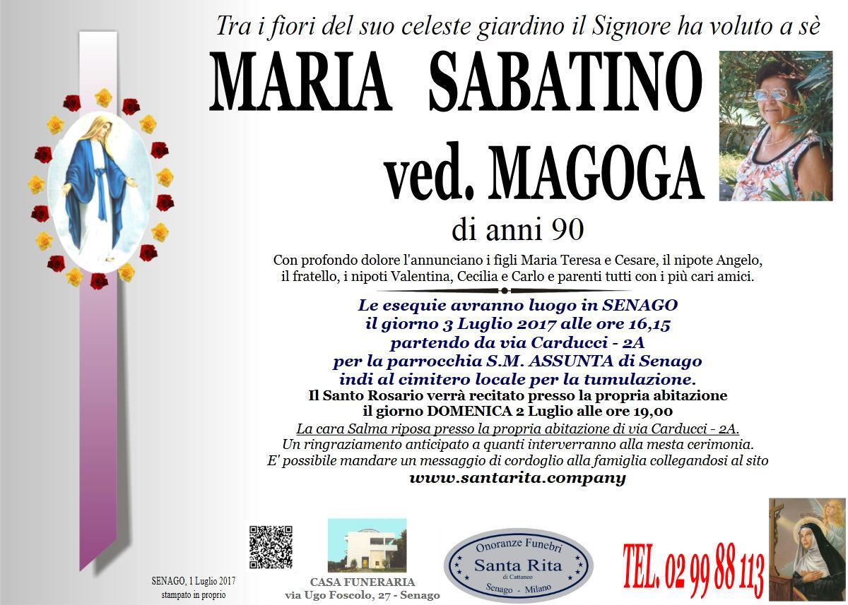 Maria Sabatino