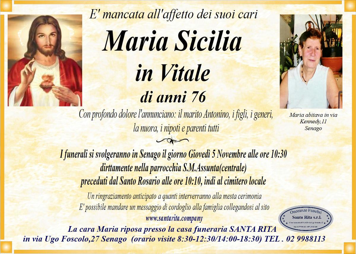 MARIA SICILIA