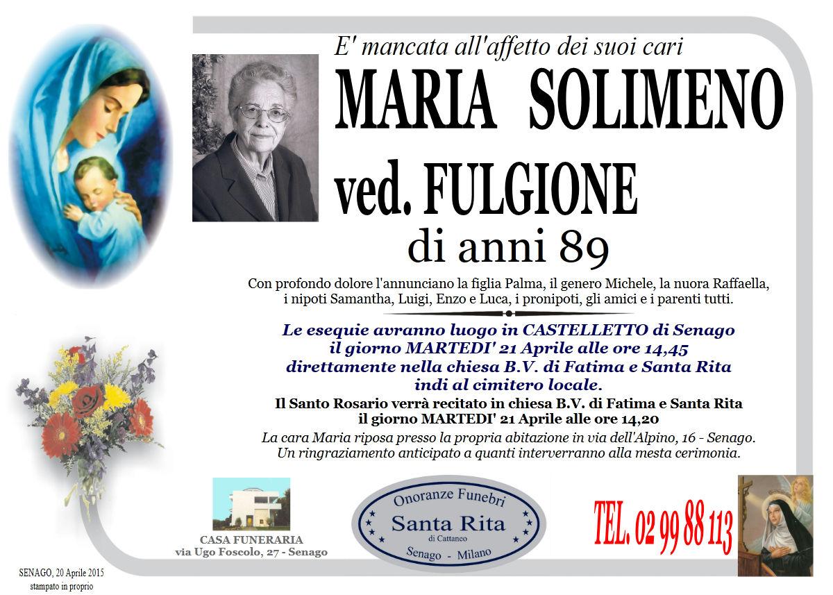 Maria Solimeno
