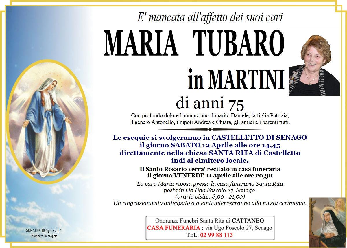 Maria Tubaro