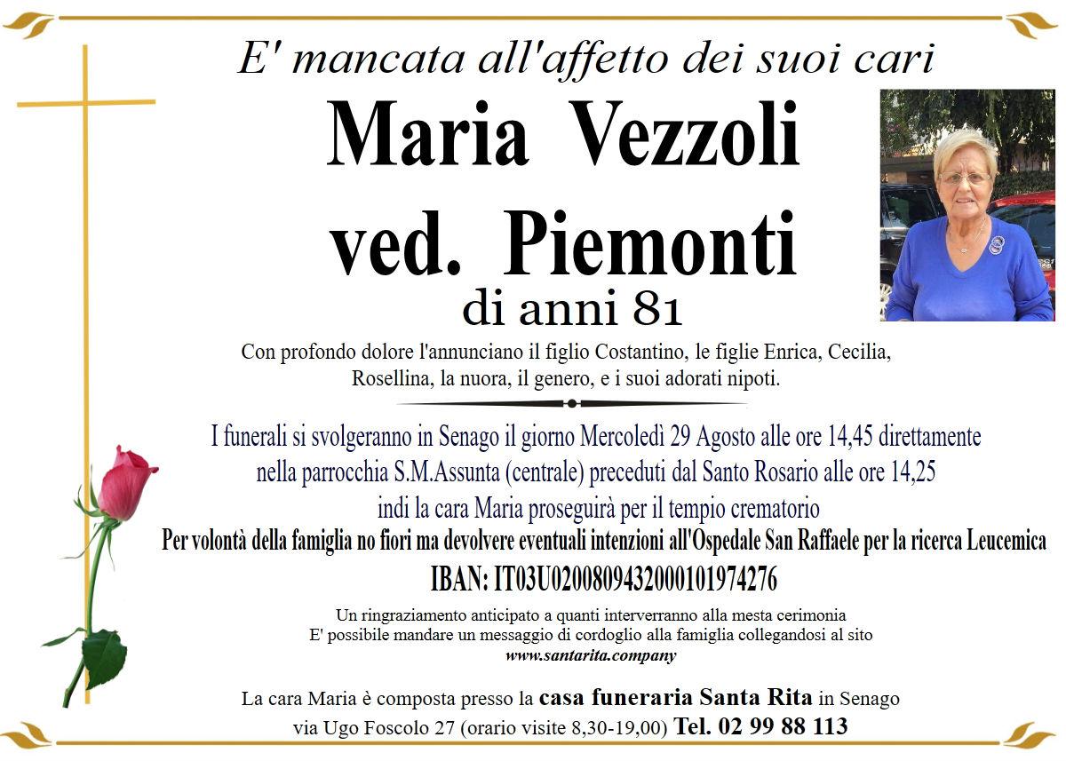 Maria Vezzoli