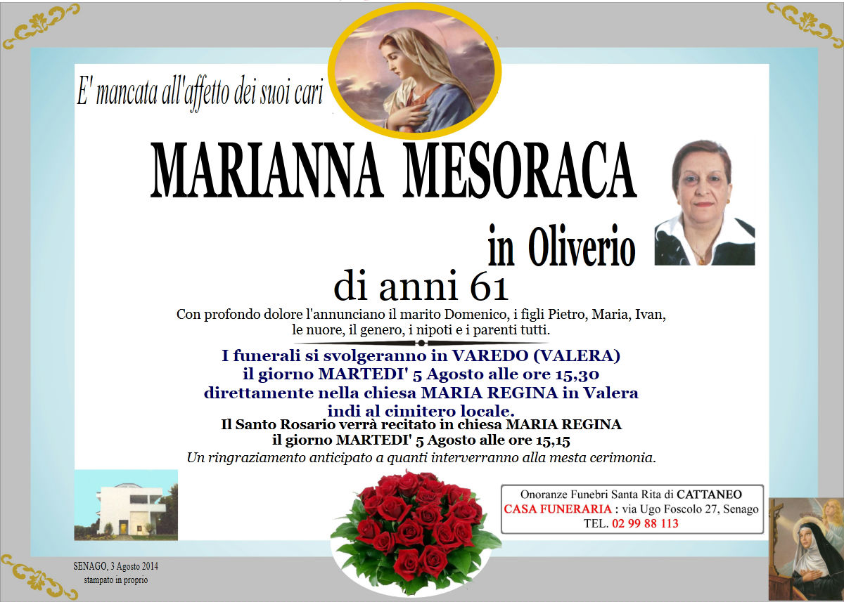Marianna Mesoraca