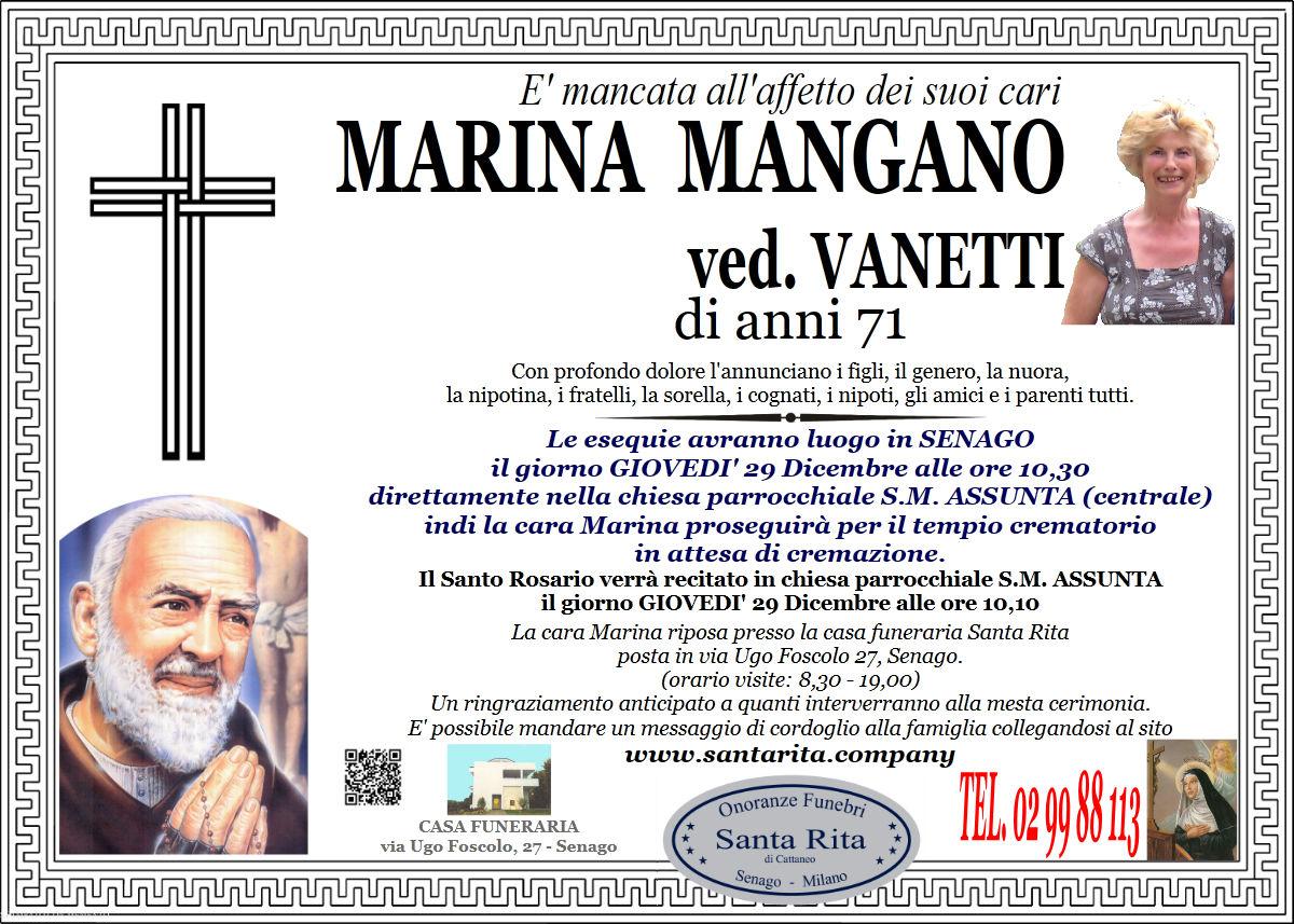 Marina Mangano