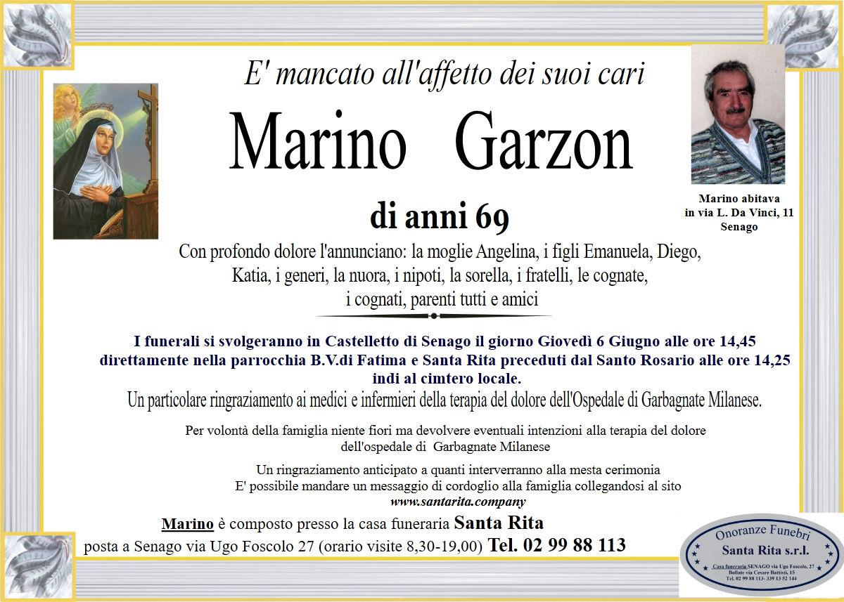MARINO GARZON