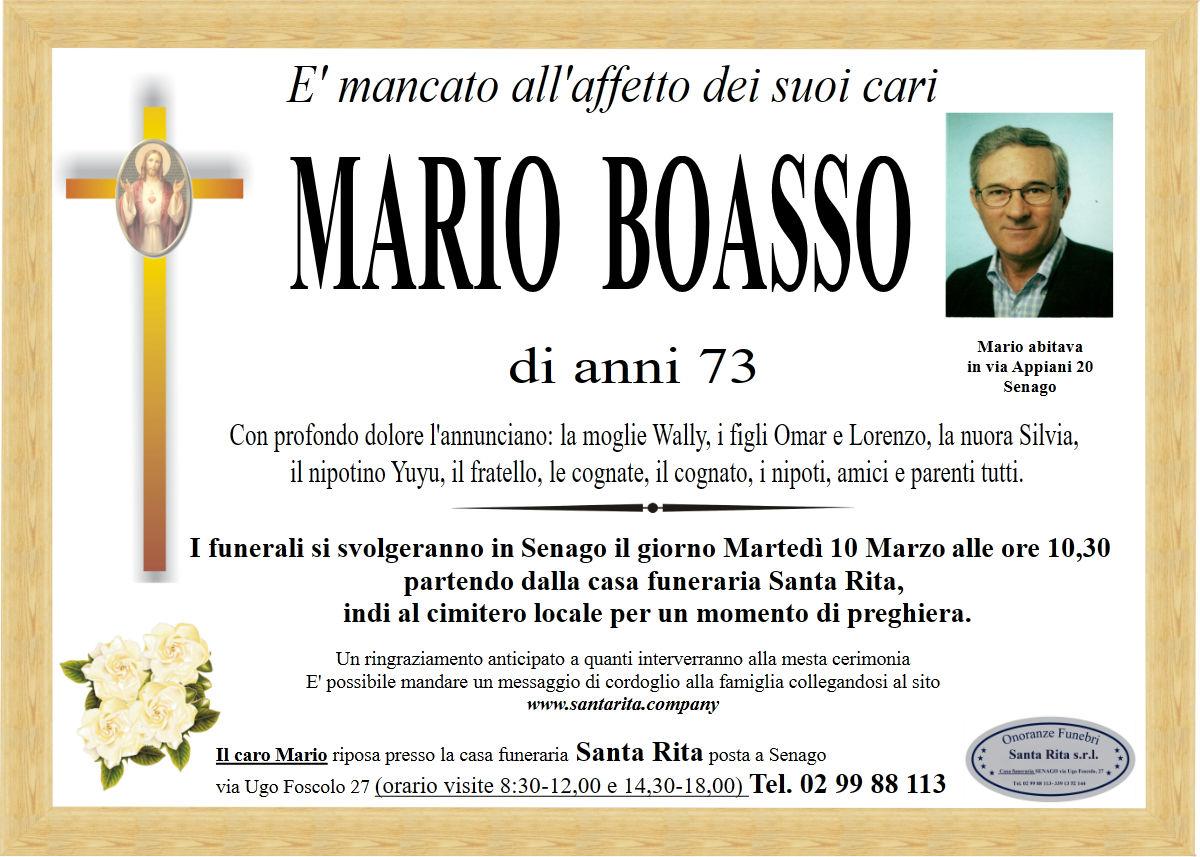 MARIO BOASSO