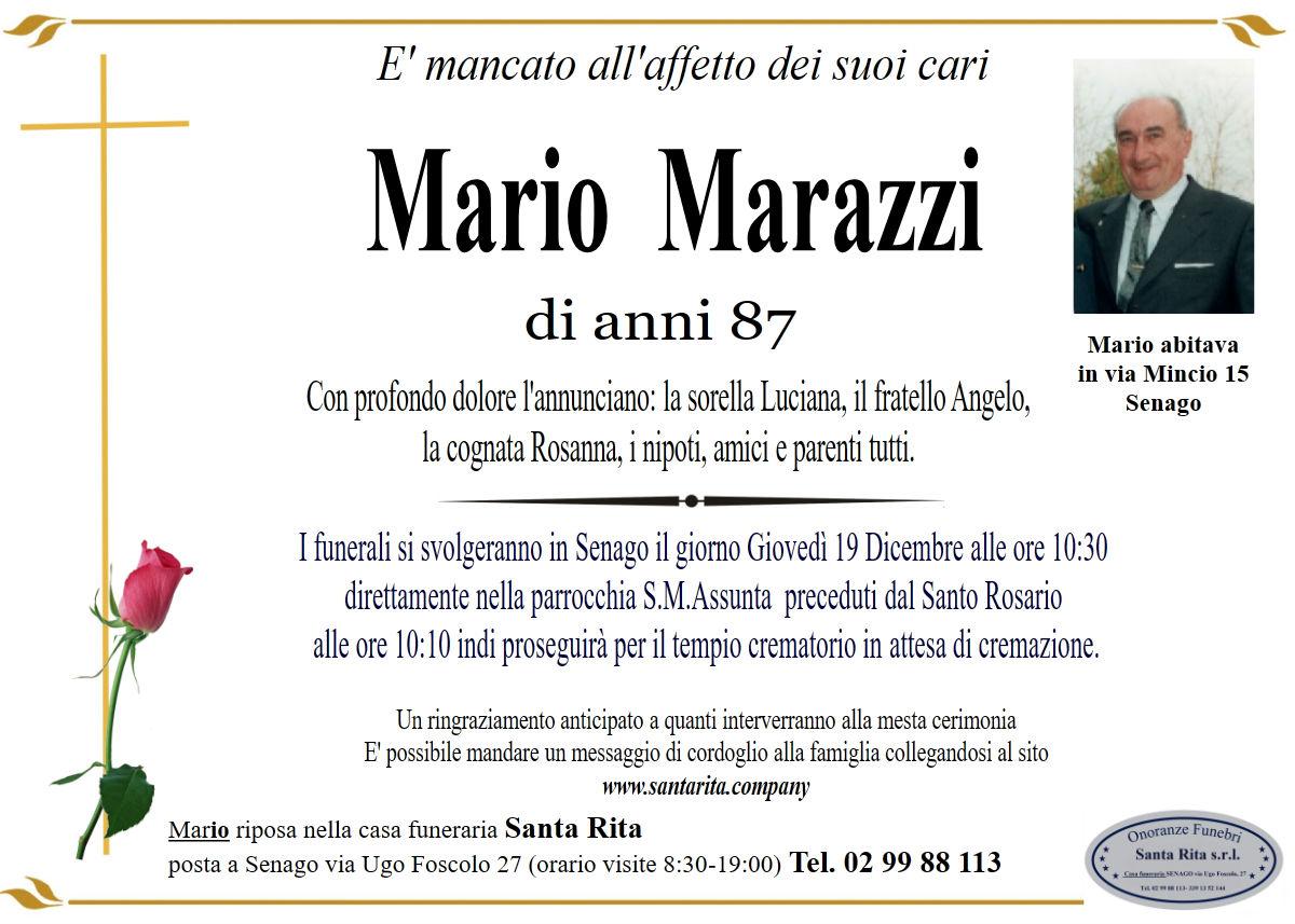 MARIO MARAZZI