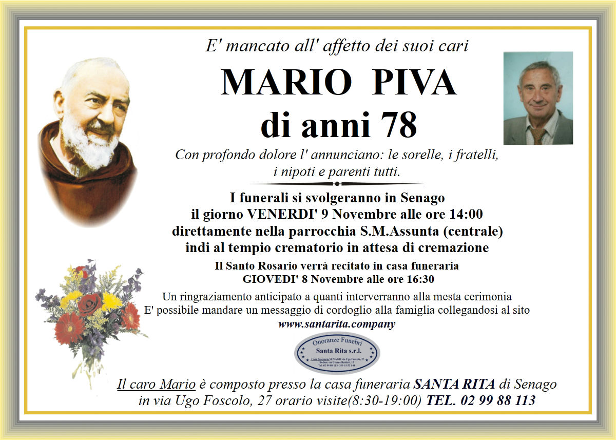 Mario Piva