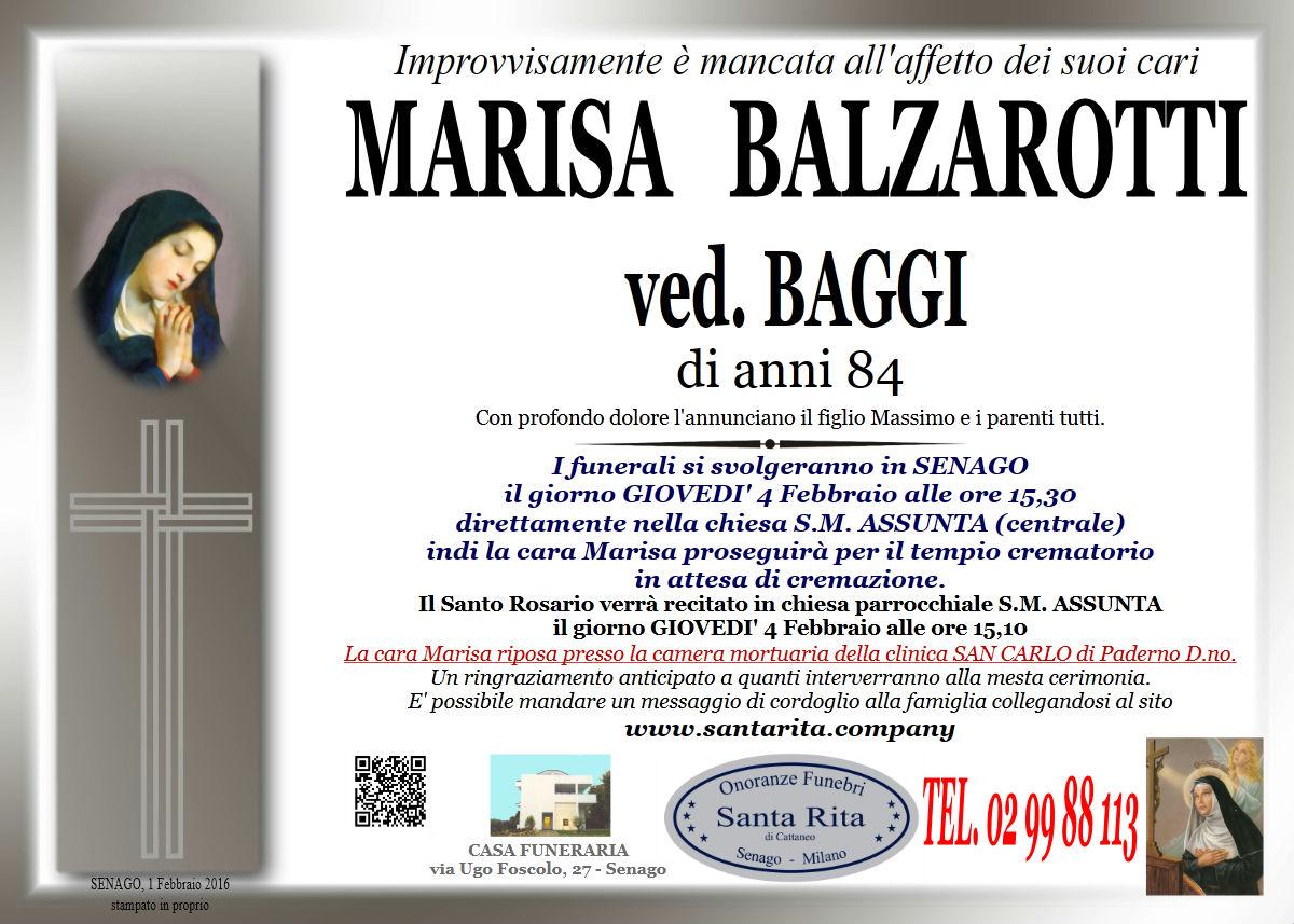 Marisa Balzarotti