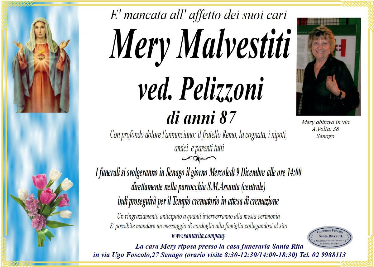 MARIA TERESINA MALVESTITI