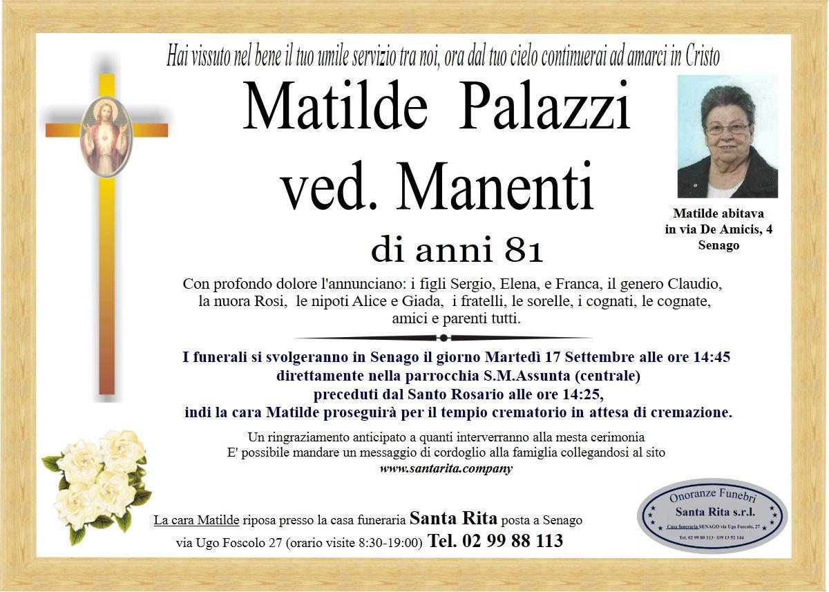 MATILDE PALAZZI