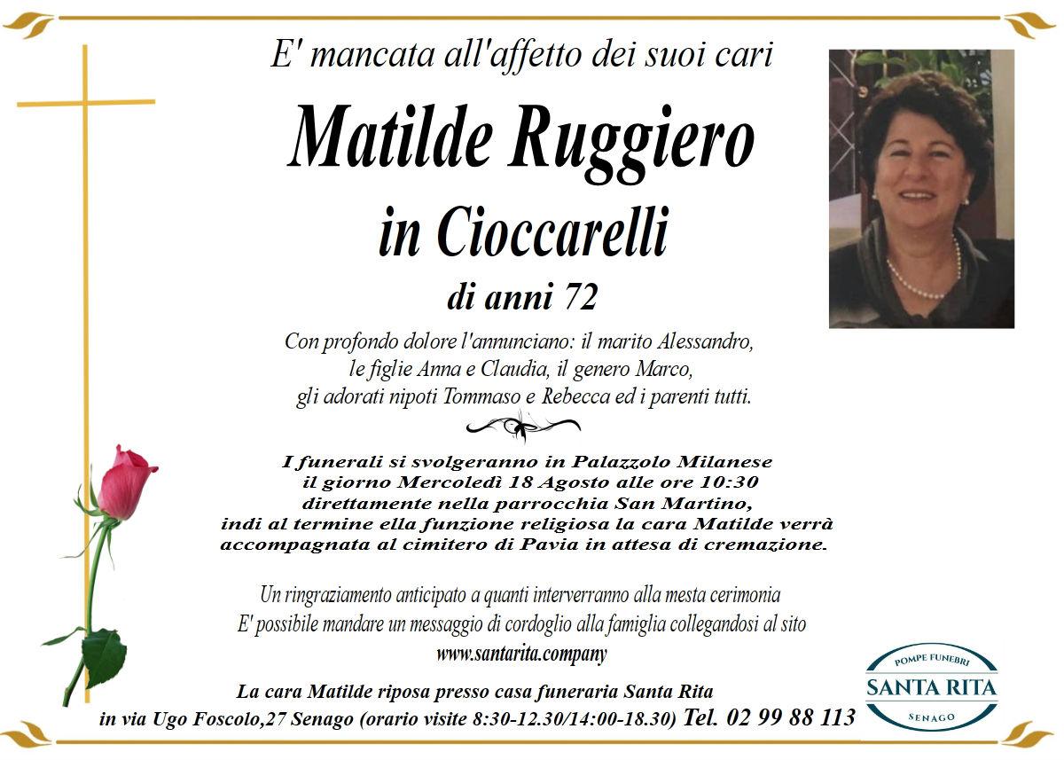 MATILDE RUGGIERO