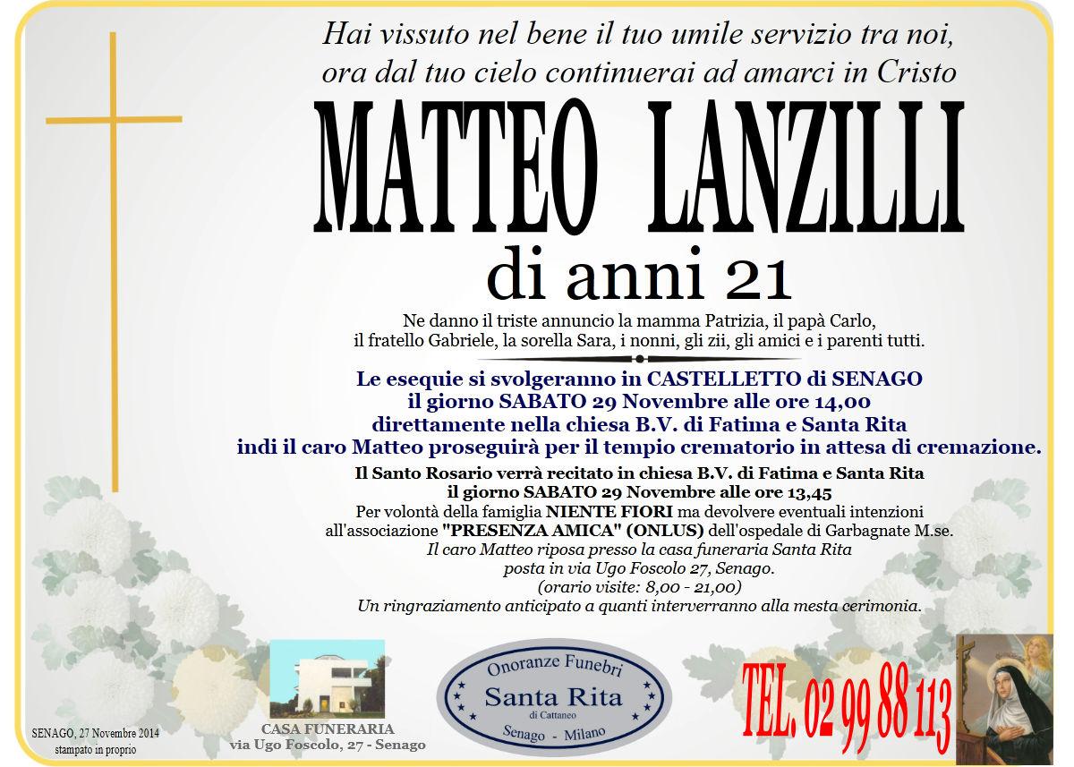 Matteo Lanzilli